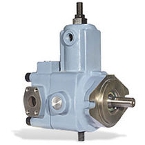 variable displacement vane hydraulic pump 100 - 2 000 psi, 4 - 70 gpm | PVR CONTINENTAL HYDRAULICS