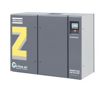 variable speed screw compressor (stationary) 63 - 303.1 cfm, 109 - 145 psig | ZR/ZT 22-37-55 VSD ATLAS Copco Compressors USA
