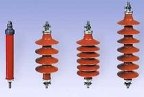 varistor surge arrester: medium voltage, outdoor  Tridelta