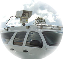 vehicle mount corona and arcing detection camera  Ofil Ltd