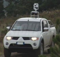 vehicle mount video monitoring system VVS OPTRONITALIA srl
