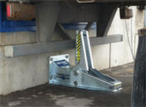 vehicle restraint system  Wilcox Door Service Inc