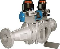 vent valve for pneumatic conveying max. 1 barg, ATEX | FVV series DMN-WESTINGHOUSE