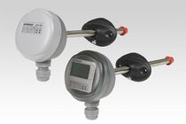 ventilation duct relative humidity and temperature transmitter 0 - 100 % rH, -50 - 50 &deg;C | KLK 100 - KLK 100-N Produal Oy