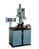 vertical axis balancing machine HVR Hines Industries