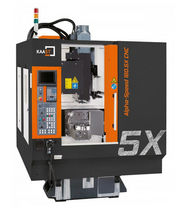 vertical CNC tapping machine Alpha-Speed x.5X series KAAST CNC Solutions