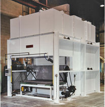 vertical conveyor oven  Wisconsin Oven
