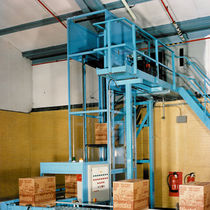 vertical conveyor  Amber industries Ltd