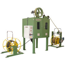 vertical hose braiding machine 1.5 - 3 m/min Penguin Engineers,