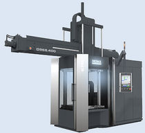 vertical hydraulic injection molding machine for rubber applications BENCHMARK S3 DESMA Elastomertechnik