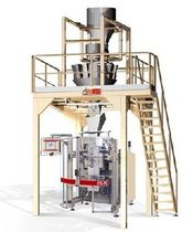 vertical packaging machine -> 40/min, 2kg -> 10kg Altopack S.p.A.
