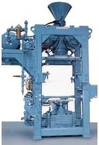vertical sand core making machine 40 x 40 &quot;, 250 lbs | 4-103 series Roberts Sinto