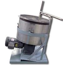 vertical single shaft mixer 200 lb Gruber Systems Inc.