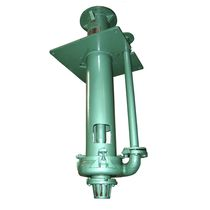 vertical slurry pump EVM-40P Series Excellence Pump Industry Co.,Ltd.