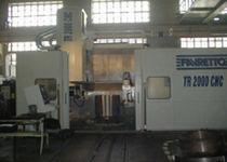 vertical spindle surface grinding machine with rotating table 1600 - 3100 mm | TRD series FAVRETTO