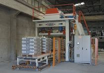 vertical stretch hood machine  Varlık Makina
