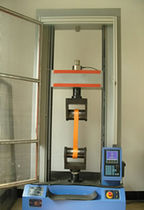 vertical tensile testing machine  NANJING DAHUA SPECIAL BELT KNIT CO.,LTD