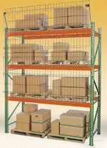 very narrow-aisle (VNA) storage racking Aisle Shield ™ Wireway Husky