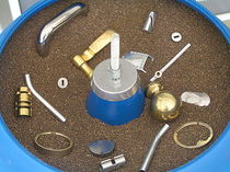vibrating bowl for polishing applications  Micro Technica France