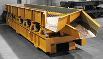 vibrating conveyor for recycling industry  Mill Power Incorporated