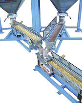 vibrating conveyor for food industry  Cavicchi Impianti