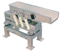 vibrating conveyor for food industry Impulse™ Key Technology