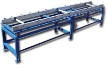 vibrating table  Gruber Systems Inc.