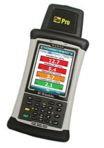 vibration analyzer for machine condition monitoring Pro Test Products International