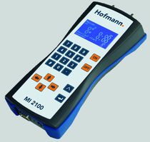 vibration analyzer for rotating machine balancing MinIbalancer MI 2100 American Hofmannoration