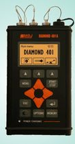 vibration meter, vibration analyzer, data collector 1 - 2 channel | Diamond 401 series ROGA-Instruments
