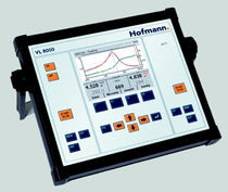 vibration meter, vibration analyzer, portable balancer VibroLyzer VL 8000 American Hofmannoration