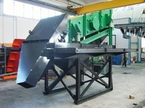 vibration screening machine 30 - 35 m³/h | GV series Komplet Italia srl