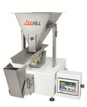 vibratory weighing filler for solids (food products) max. 15 p/min | VF-ST series All-Fill Inc.