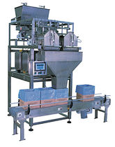 vibratory weighing filler for solids (food products)  sharppack machines