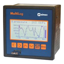 videographic recorder with integrated data-logger MultiLog SRD-99 SIMEX