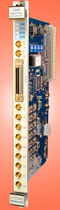 VME card: arbitrary waveform generator 0 to 32 MHz with sub-millihertz resolution | V346 Highland Technology, Inc.