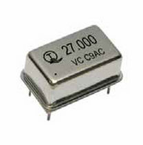 voltage controlled crystal oscillator (VCXO) 1.0 - 40.0 MHz Interquip Electronics