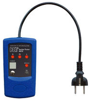voltage tester RCD 30 mA | HDT MK2 HDT Hoover Dam Technology