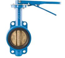 wafer butterfly valve 2&quot; - 12&quot;, 200 psi | BF-04 Watts Water Technologies