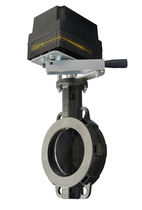 wafer butterfly valve  Micatrone AB