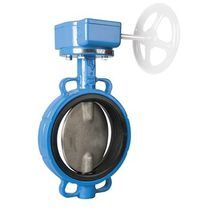 wafer butterfly valve DN 25 - 1 600 | BV10 Belven nv