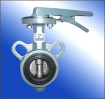 wafer butterfly valve 2&quot; - 24&quot; | SBW-01 BUENO TECHNOLOGY CO.,LTD