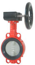 wafer butterfly valve DN 32 - 300, max. 16 bar | 600 BRM, 900 BRM BURACCO