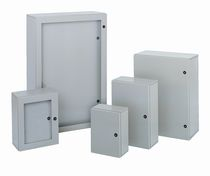 wall mount metal enclosure STB Quadritalia s.r.l.