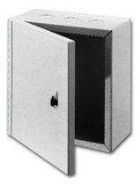 wall mount metal enclosure WM series BUD INDUSTRIES