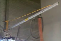 wall mounted slewing jib crane (overbraced) max. 125 kg  Tawi