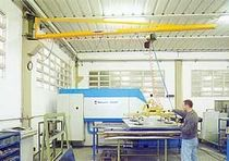 wall mounted slewing jib crane 125 - 1 000 kg Elephant