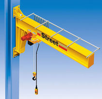 wall mounted slewing jib crane 0.125 - 6.3 t  Street Crane