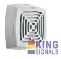 warning horn 110 / 230 V AC, 106 - 107 dB | KBR-03 Series  King signals company