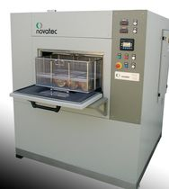 washing and drying machine (spray) CRD NOVATEC srl - Surface Finishing Technology